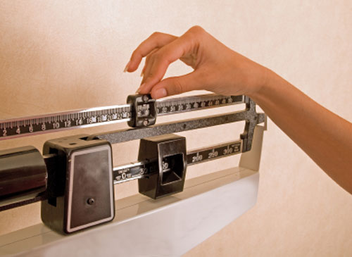 -Height -Weight While you didn't mention if you are male or female, ...