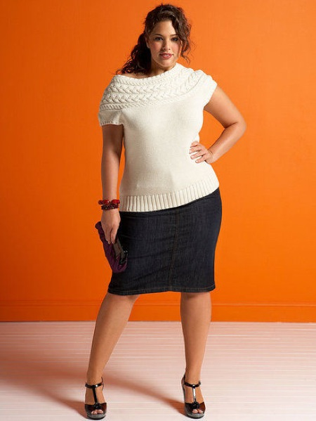plus size girls clothing